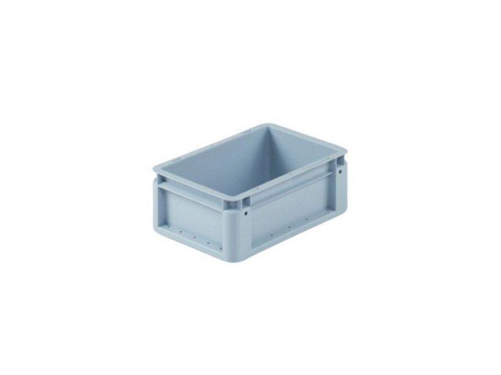 2cb50ea2dc161 Plastové přepravky PP Silverline - Firemní vybavení - vše pro dílnu ...