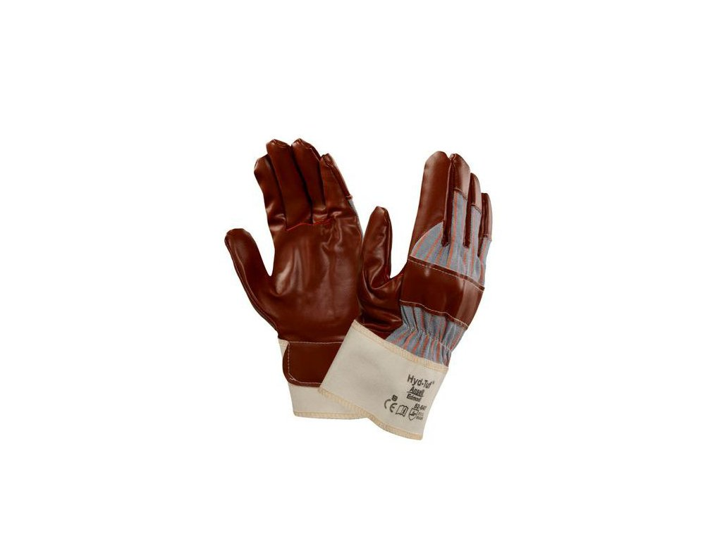 Kombinované rukavice ANSELL HYD TUF GUNN CUT - Firemní vybavení ... 9f803f3d43
