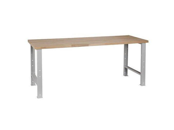Dílenské stoly Weld, 84 x 200 x 68,5 cm