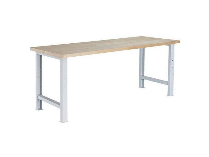 Dílenské stoly Weld, 84 x 200 x 80 cm, nosnost 500 kg