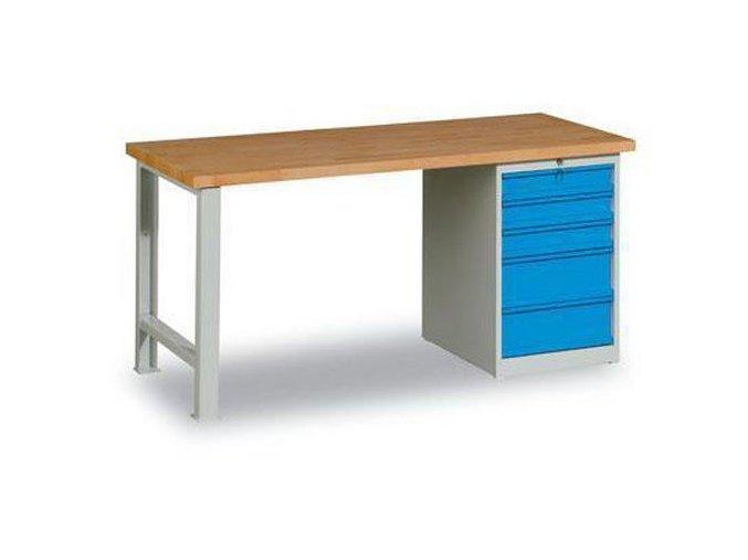 Dílenské stoly Weld, 84 x 150 x 80 cm