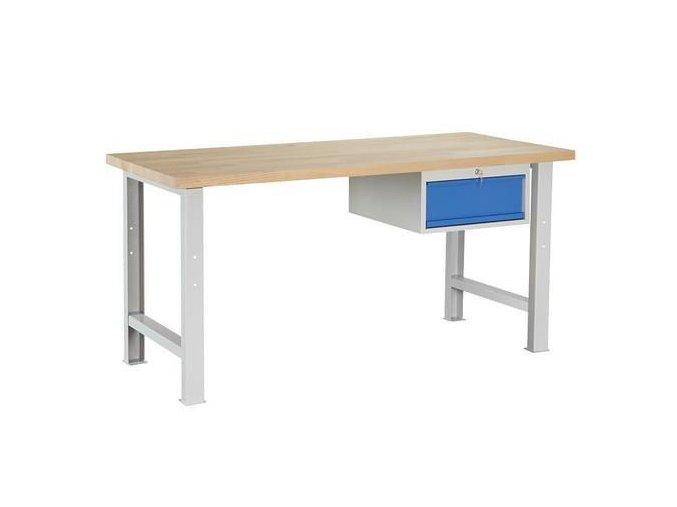 Dílenské stoly Weld, 84 x 170 x 80 cm