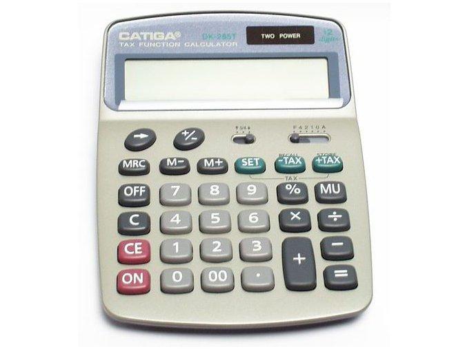 Kalkulačka Catiga DK-285T