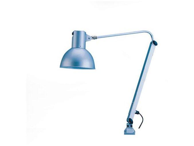 Pracovní stolní lampa Silver