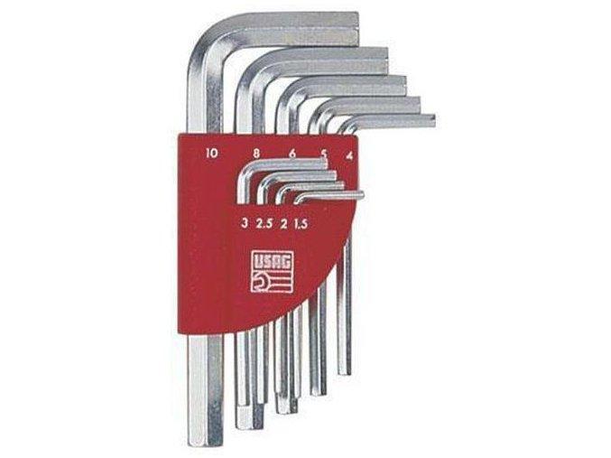 Sada klíčů imbus Usag, 9 ks