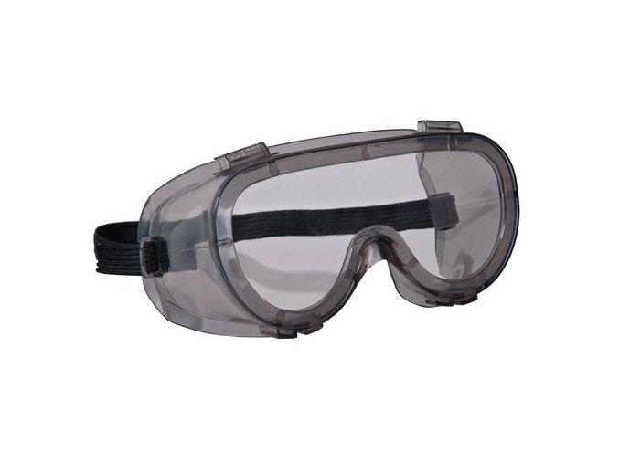 Uzavřené ochranné brýle CXS Venti s čirými skly