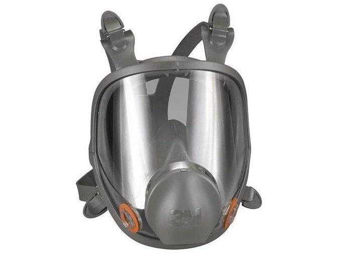 Ochranná celoobličejová maska 3M 6800
