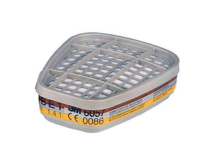 Filtr 3M, stupeň ochrany ABE1