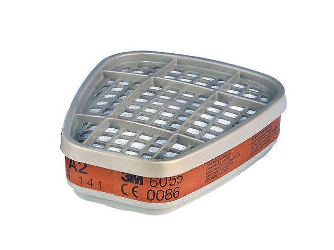 Filtr 3M, stupeň ochrany A2