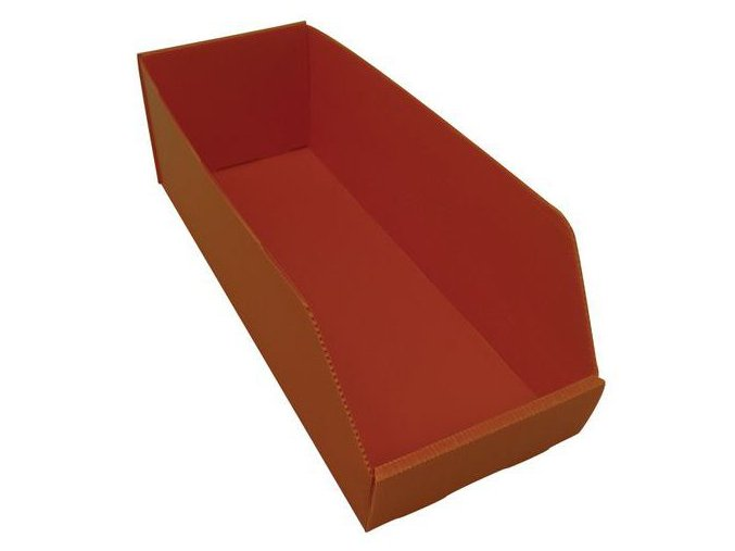 Plastové boxy PP 15,5 x 19 x 48 cm