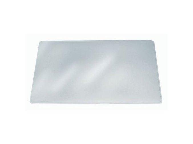 Transparentní podložka na stůl