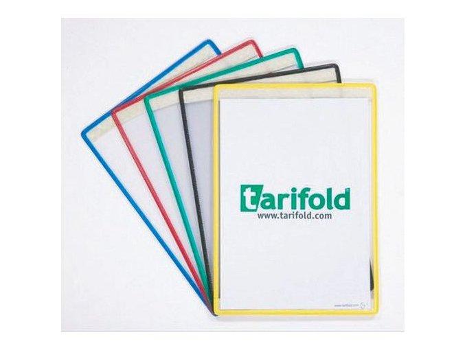 Informační rámeček Tarifold A4, samolepicí