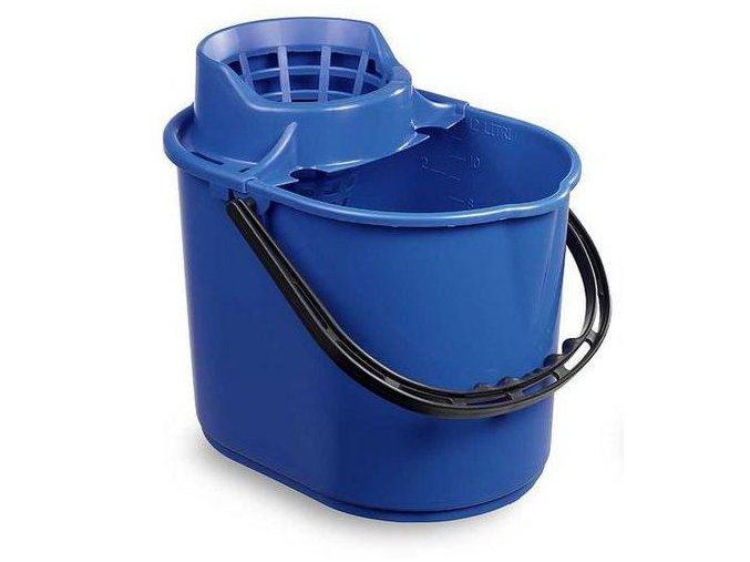 Plastový kbelík se ždímačem, 12 l