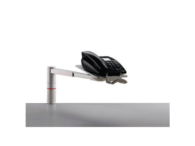 Otočný držák telefonu s teleskopickým ramenem