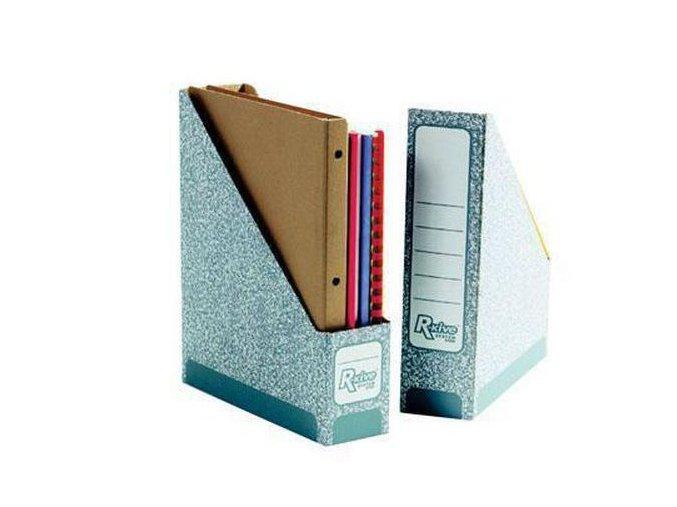 Archivační box, hřbet 8 cm, 325 x 80 x 254, 20 ks