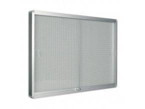Kombi vitrína (špendlíky, magnety) hluboká, 8 x A4