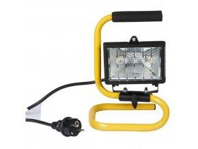 Halogenový reflektor s držákem, 150 W