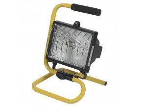 Halogenový reflektor s držákem, 500 W