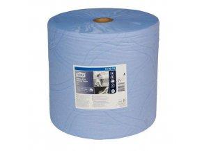 Průmyslové papírové utěrky Tork Advanced 430 Blue 2vrstvé, 1 000 útržků