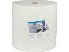Průmyslové papírové utěrky Tork Advanced 420 White 2vrstvé, 1 500 útržků