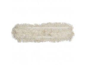 Bavlněný plochý mop, bez tyče, 60 cm, 5 ks