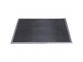 Vnější čisticí rohož s náběhovou hranou, 100 x 80 cm