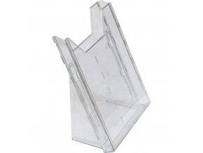 Univerzální držák na prospekty Combiboxx, 1 přihrádka A4