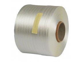 Vázací páska PES netkaná, 9 mm, tloušťka 0,56 mm
