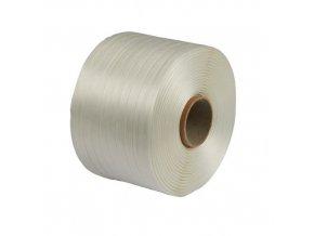 Vázací páska PES netkaná, 13 mm, tloušťka 0,58 mm