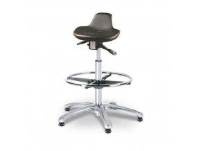 Zvýšená laboratorní stolička Vanig