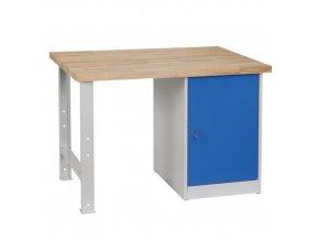 Dílenské stoly Weld, 84 x 120 x 80 cm