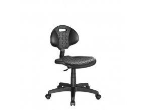 Pracovní židle s kolečky