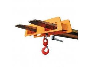 Manipulátor pro vysokozdvižný vozík, do 2 500 kg, pro dvě vidlice