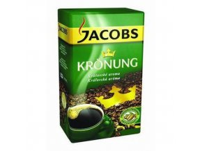 Káva Jacobs Kronung, mletá, 250 g