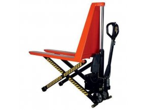 Nůžkový paletový vozík s elektrickým zdvihem, do 1 000 kg, výška zdvihu 800 mm