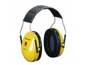Mušlový chránič sluchu 3M PELTOR-GU, útlum 27 dB