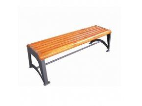 Parková lavička Pansy