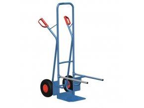 Rudl RU35 na židle s dušovými koly, do 250 kg