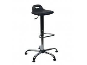 Zvýšená laboratorní stolička Phil