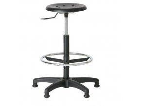 Zvýšená laboratorní stolička Etty