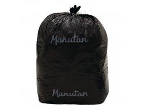 Pytle na odpad Manu, 110 l, tloušťka 45 mic, 200 ks