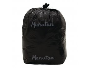 Pytle na odpad Manu, 200 l, tloušťka 50 mic, 100 ks