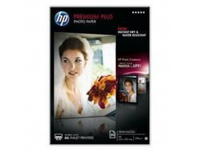 Papír HP Premium Plus Photo Paper