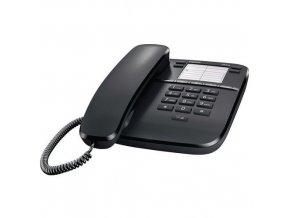 Telefon Gigaset DA310 černý