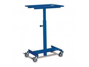 Transportní zvedací stojan, do 150 kg, výška 72 - 97 cm