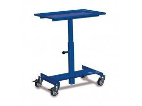 Transportní zvedací stojan, do 150 kg, výška 50 - 77 cm