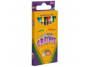 Voskové tužky