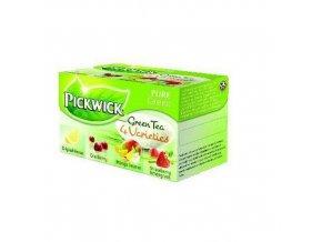 Čaj Pickwick zelené variace s ovocem