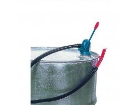 Ocelové sudové čerpadlo pro 200 l sudy