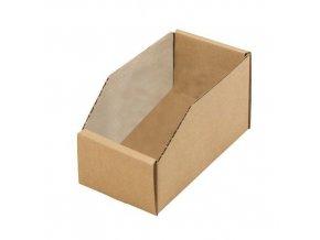 Kartonové boxy 11,5 x 10,5 x 20 cm, bal. 50 ks
